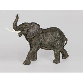 Elefant 30cm Natur