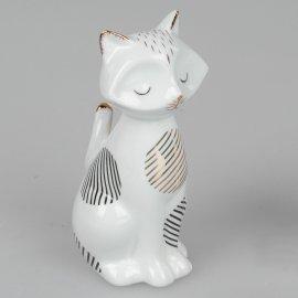 Katze stehend schmal 14cm Trend-Style