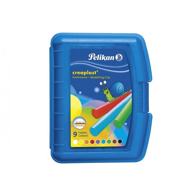 Wachsknete Creaplast® 198 mit blauer Box