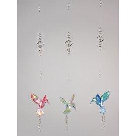 Hängedeko Kolibri 68cm Acryl - Lüster