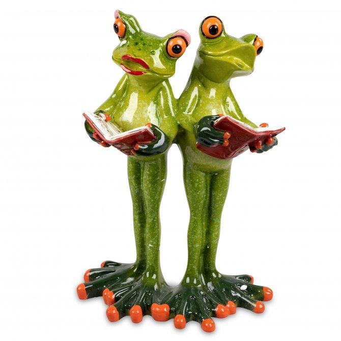 Froschpaar Sänger