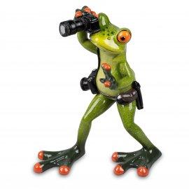 Frosch Fotograf