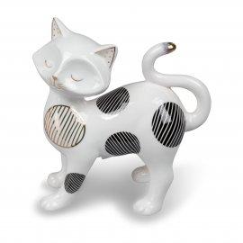 Katze stehend 20cm Trend-Style
