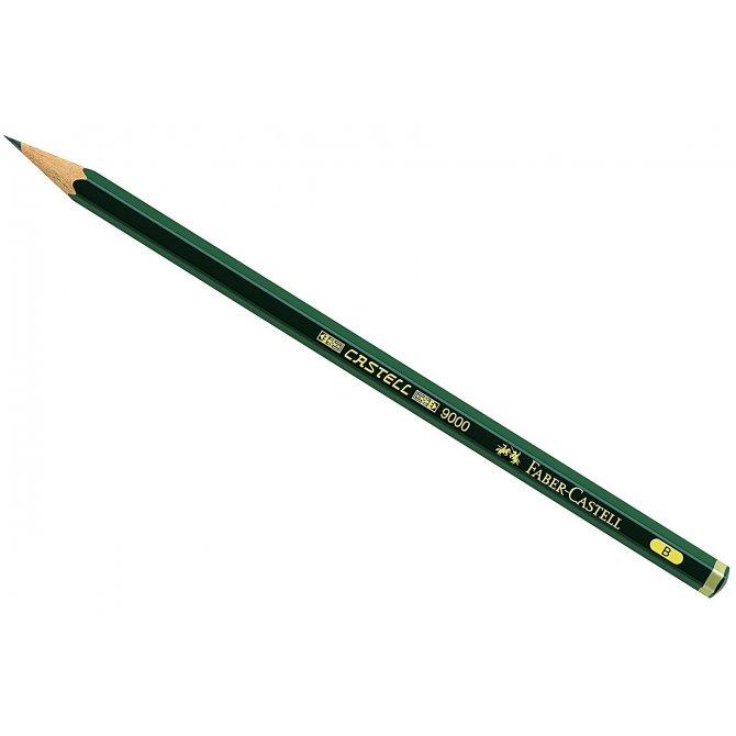 Bleistift CASTELL 9000