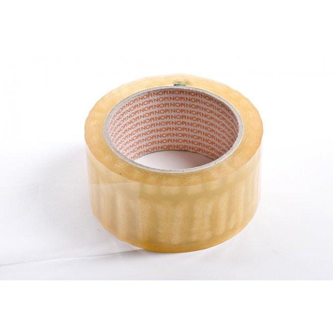 Packband Nopi transparent 5cm/66m