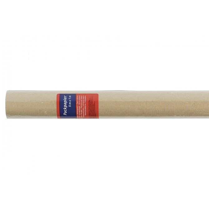 Packpapierrolle 5mx1m, Natronmischpapier, 83 g/ m²