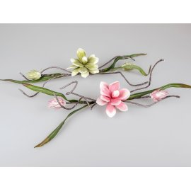 Tischdeko Blumenbündel 38cm