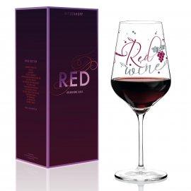 Rotweinglas K. Stockebrand - Red