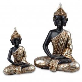 Buddha Antik-Gold