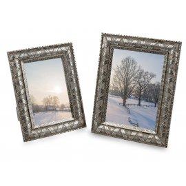 Fotorahmen Antik-Silber