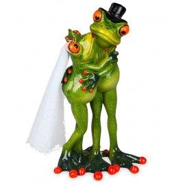 Frosch Brautpaar