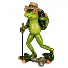 Frosch Wanderer