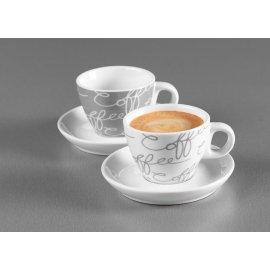 Espressotasse mit Untere Cornello 2er Set