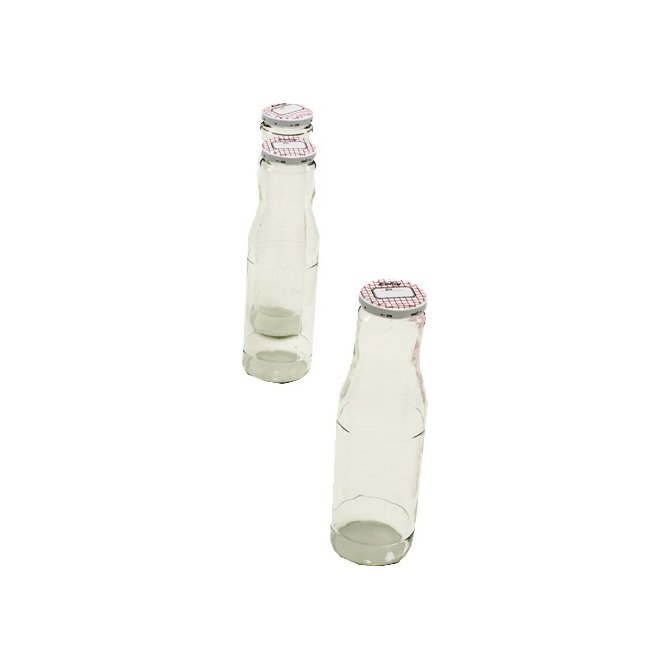 Saftflasche 0,75L 3er Pack
