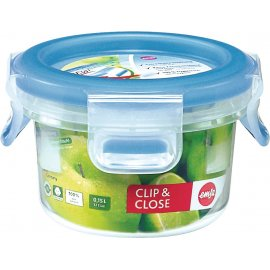 Vorratsdose Clip&Close rund