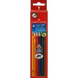 Buntstifte Colour Grip 6er