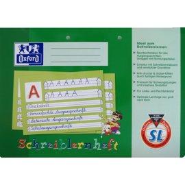 Schreiblernheft A4 SL Oxford
