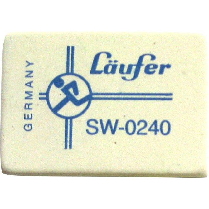 Radierer Läufer SW-0240