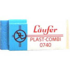 Radierer Plast Combi 0740