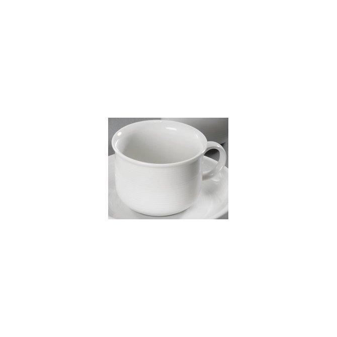 Kaffeetasse Trend weiß