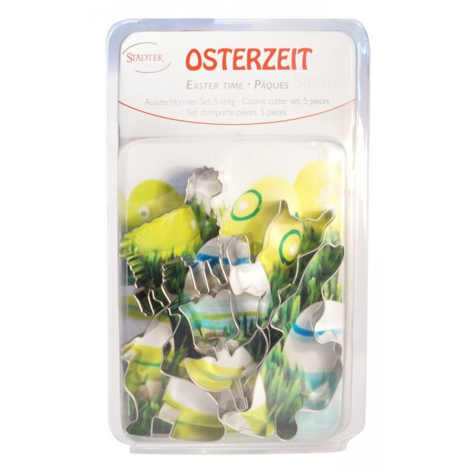 Ausstecher-Set Osterzeit