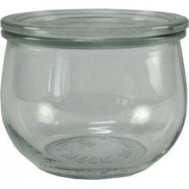 Rundrandglas Tulpe Weck