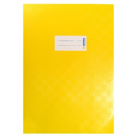 Heftumschlag A4 Herma Farbe-gelb