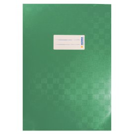 Heftumschlag A4 Herma Farbe-dunkelgrün