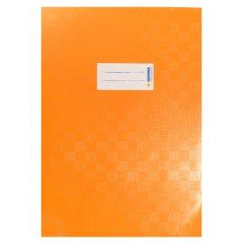 Heftumschlag A4 Herma Farbe-orange