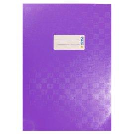 Heftumschlag A4 Herma Farbe-violett