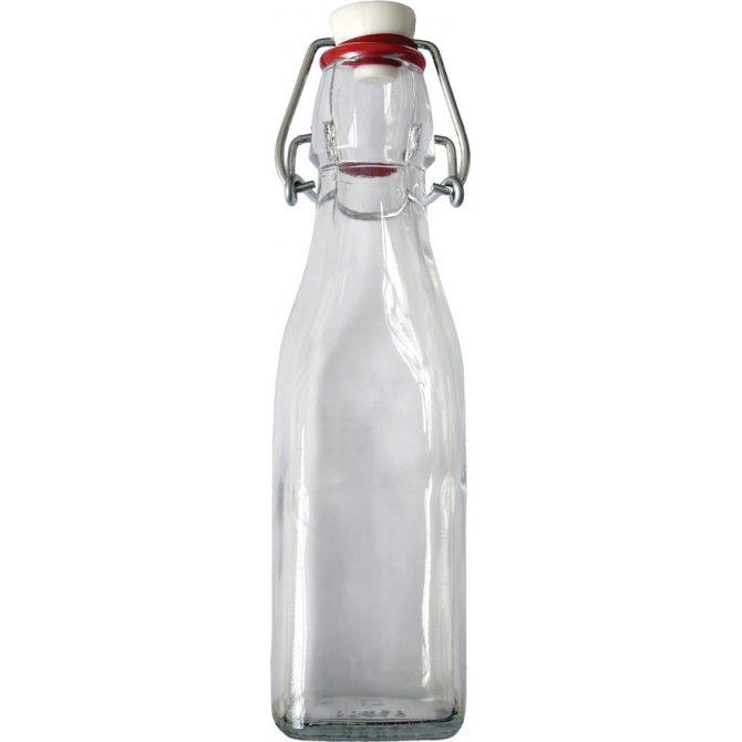 Bügelverschlussflasche Swing