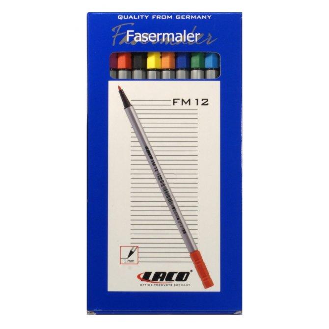 Fasermaler FM12