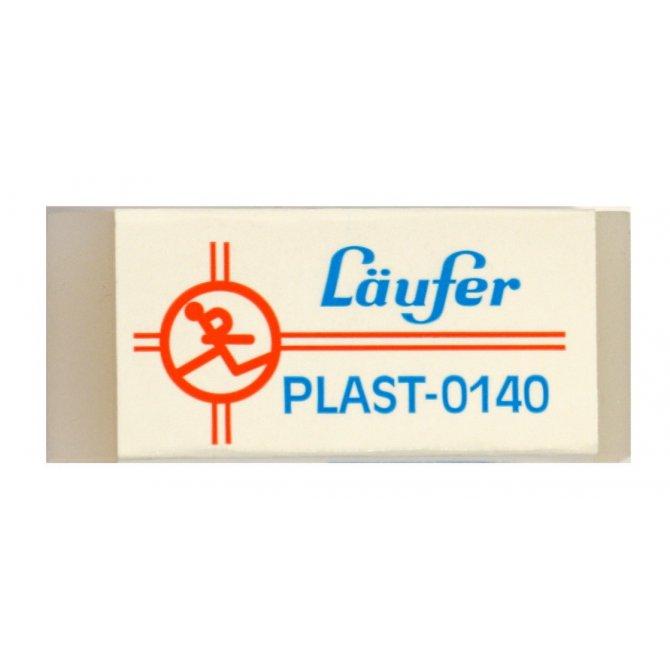 Radierer Läufer Plast 140
