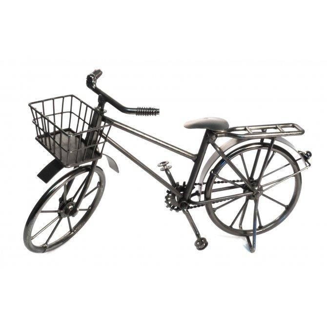 Metallfahrrad 24cm