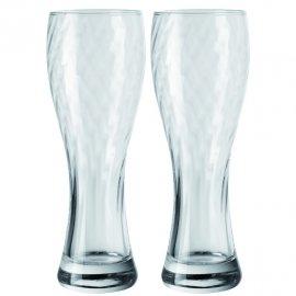 Weizenbierglas 2tlg. Maxima Optik