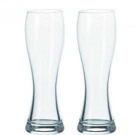 Weizenbierglas 2tlg. Maxima