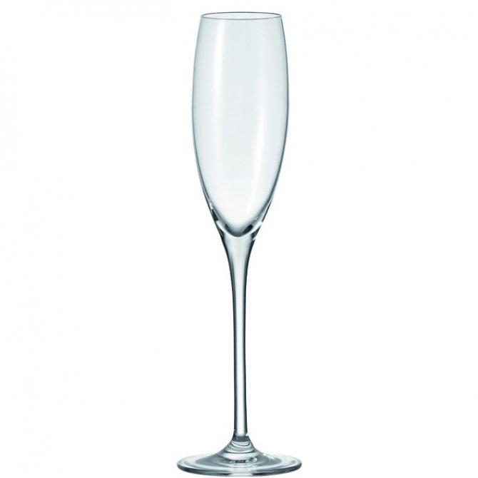 Sektglas Cheers