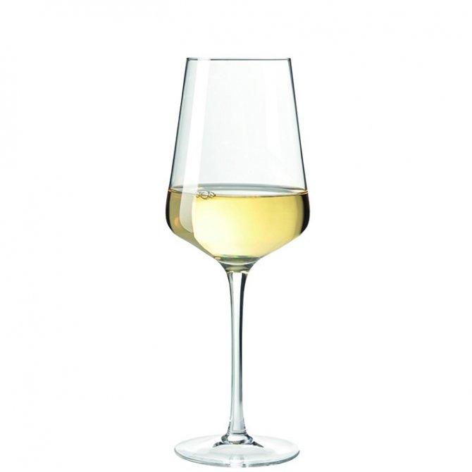 Weißweinglas Puccini