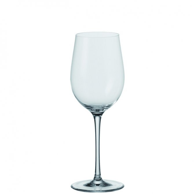 Weißweinglas Ciao+