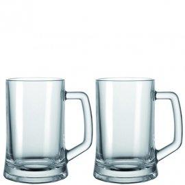 Bierseidel 0,5l 2tlg. Beer