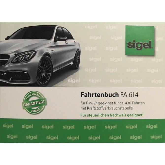 Fahrtenbuch FA614