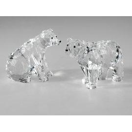 Eisbär 12cm Acryl