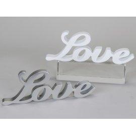 Schriftzug Love 27cm