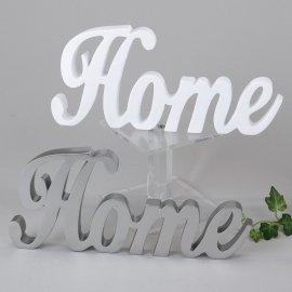 Schriftzug Home 26cm