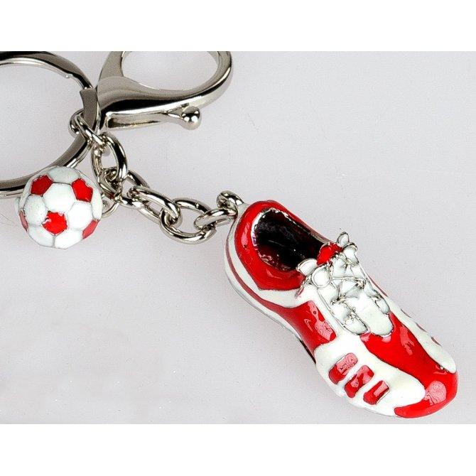 Schlüsselanhänger Fußballschuh