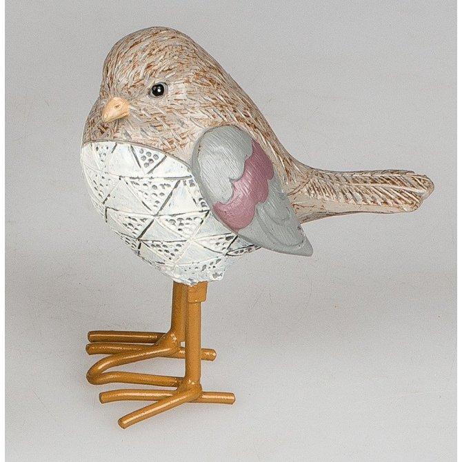 Vogel handbemalt 9cm