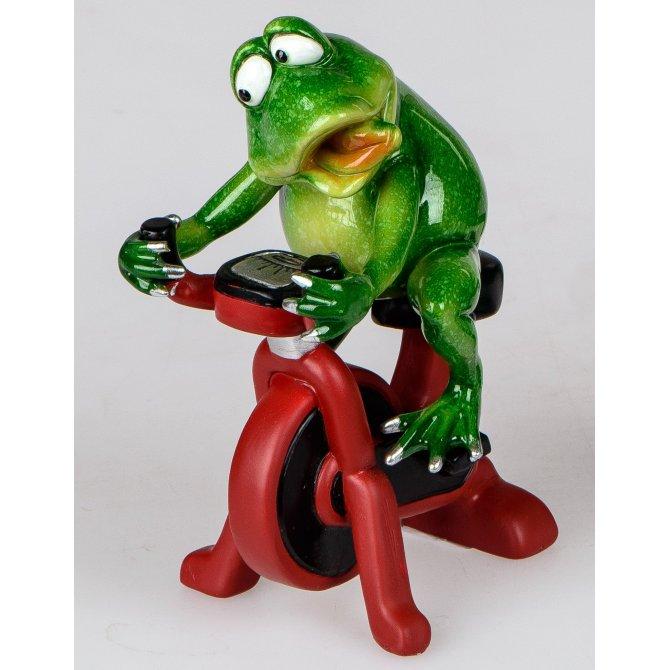 Frosch Rudi Ergometer