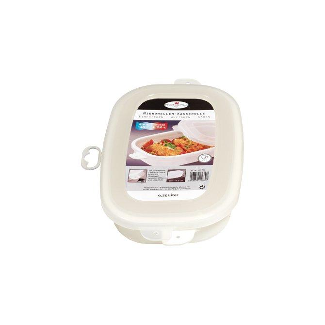 Mikrowellenbehälter oval Basic