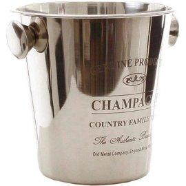 Flaschenkühler Champagner