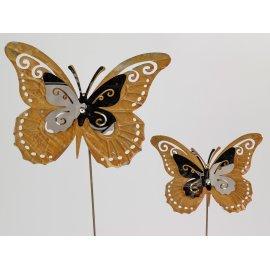 Stecker 100cm Schmetterling